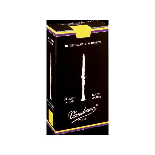 Anche Clarinette Autrichienne Vandoren black master force 2 x10