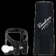 Ligature noire m/o master / optimum vandoren clarinette sib bec master