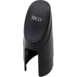 Covers bec rico, d'addario clarinet bb / bb molded-black