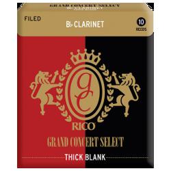 10芦リコグランドコンサートを選択しClarinette Sib/Bb厚い空力4,5