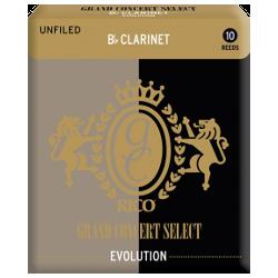 10芦リコグランドコンサートを選択しClarinette Sib/Bb進化力4