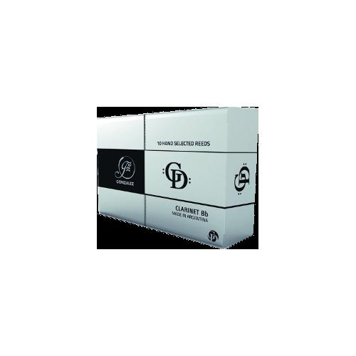 ボックスの10芦ゴンザレスコンサートclarinette Sib/Bb力2,5