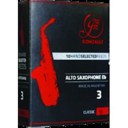 Anche Saxophone Alto Gonzalez klassischen kraft 2 x10