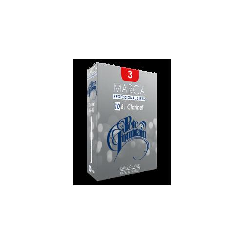ボックスの10芦コバデカンマルカカットピート噴水のクラリネットSib/Bb力4