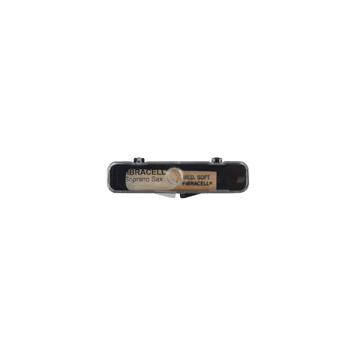 リードFibracellソプラノSax、強度4.5