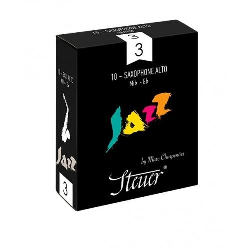 ボックスの10芦Steuer Jazz alto sax力3