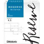 Anche Clarinette Sib Rico d'addario reserve strength 4.5 x10