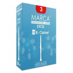 Reed Clarinet Sib Marca excel force of 2.5 x10
