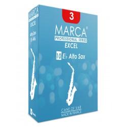 Anche Saxophone Alto Marca excel force 3 x10