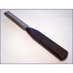 Couteau lame à coupe plate Rigotti
