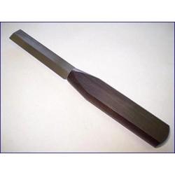 Couteau lame à coupe concave Rigotti