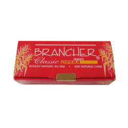 Anche Saxophone Baryton Brancher opéra classiques force 3 x4