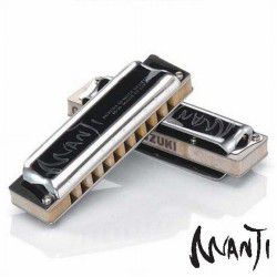 Harmonica Suzuki diatonique Manji