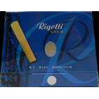 Anche Saxophone Soprano Rigotti gold force 3.5 x3