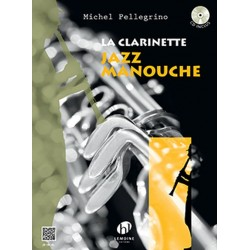Partition Lemoine M. Pellegrino La Clarinette Jazz Manouche
