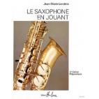方法-サックスLemoine J.M Londeixサックス奏Vol.2