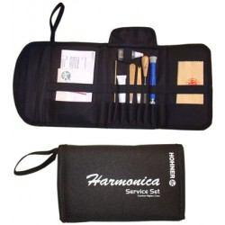 Harmonica Hohner Kit de maintenance Diatoniques Chromatiques