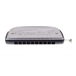 Harmonica Chromatique Chrometta 10
