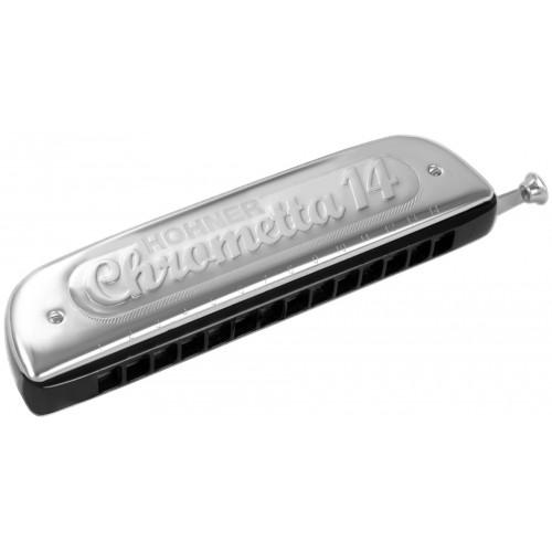 Harmonica Chromatique Hohner Chrometta 14