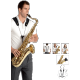 Harnais saxophone universel Vandoren