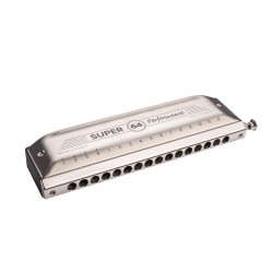 HARMONICA HOHNER SUPER 64 C NEW VERSION DO