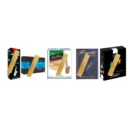 Pack Selection Jazz Anche Saxophone alto