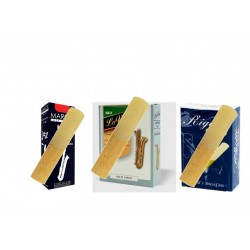 Pack Selection Jazz Anche Saxophone Baryton