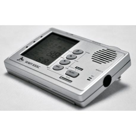 Metronome / Accordeur Chromatique / Diapason Cherub WMT-555C
