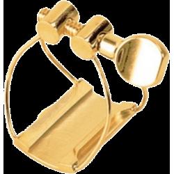 Ligature Saxophone Alto BRANCHER AMG pour bec metal