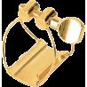 Ligature Saxophone Tenor BRANCHER Gold THG pour bec ebonite
