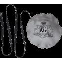 綿棒BGのためのアルトサクソフォンとバスクラリネットmicrofibreやシルク