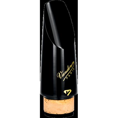 Bec clarinette Mib Vandoren Black Diamond BD5