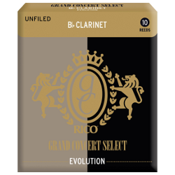 Anche Clarinette Sib Rico grand concert select evolution force 2.5 x10