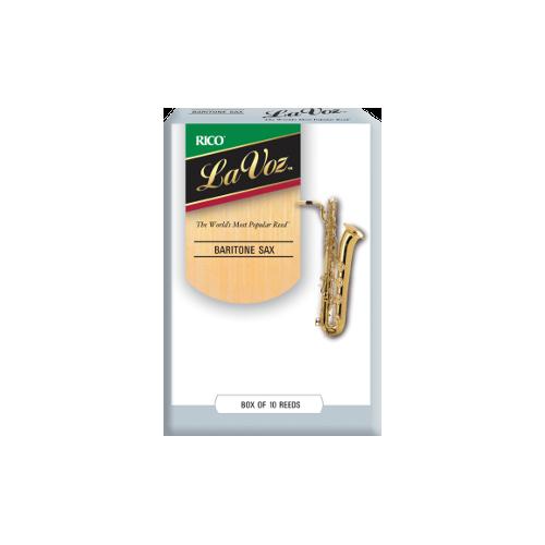Anche Saxophone Baryton Rico lavoz medium soft / moyen faible x10