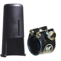 Ligature et couvre Standard GF-System 08M saxophone alto