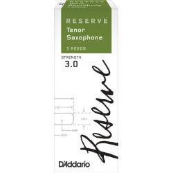Anche Saxophone Ténor Rico D'Addario Reserve force 3 x5