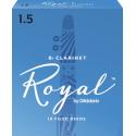 Mundstück Bb-Klarinette, Rico royal, stärke 1.5 x10