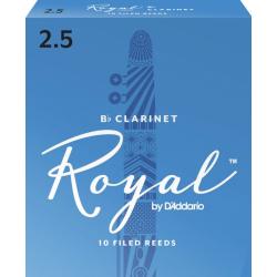 Mundstück Bb-Klarinette, Rico royal stärke 2,5 x10