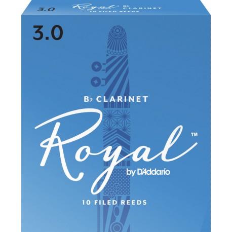 Anche Clarinette Sib Rico royal force 3 x10