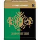 Anche Saxophone Soprano Rico grand concert select force 4 x10