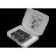 48 pastilles protège bec BG Noir Epaisseur 0.8mm Small