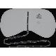 Ecouvllon BG pour sax tenor en microfibres