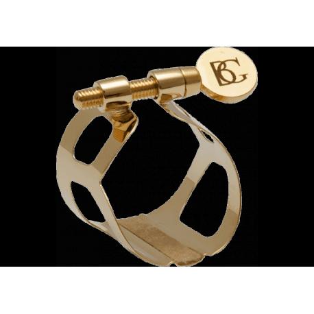 合字BG伝統のバスクラリネット金メッキ