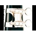 Ligature nickel-plated clarinet sib apm