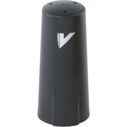 Cubre caño de plástico vandoren clarinete mib con ligadura óptimo