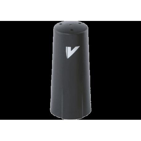 カバープラスチックスパウトVandoren bec V16金属のテナーサックスとリガチャM/O