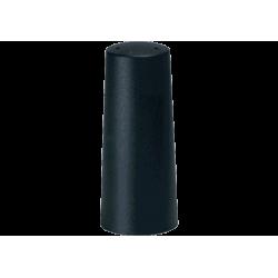 Cubre caño de plástico vandoren clarinete alto ligadura de cuero