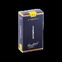 Caña Clarinete Eb Vandoren tradicional de la fuerza de 2,5 x10