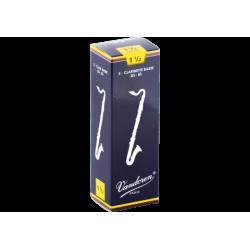 "Reed Bass Clarinet Vandoren ""traditional"" strength 1.5 x5"