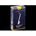 Reed Clarinet Alto Vandoren traditional strength 2.5 x10
